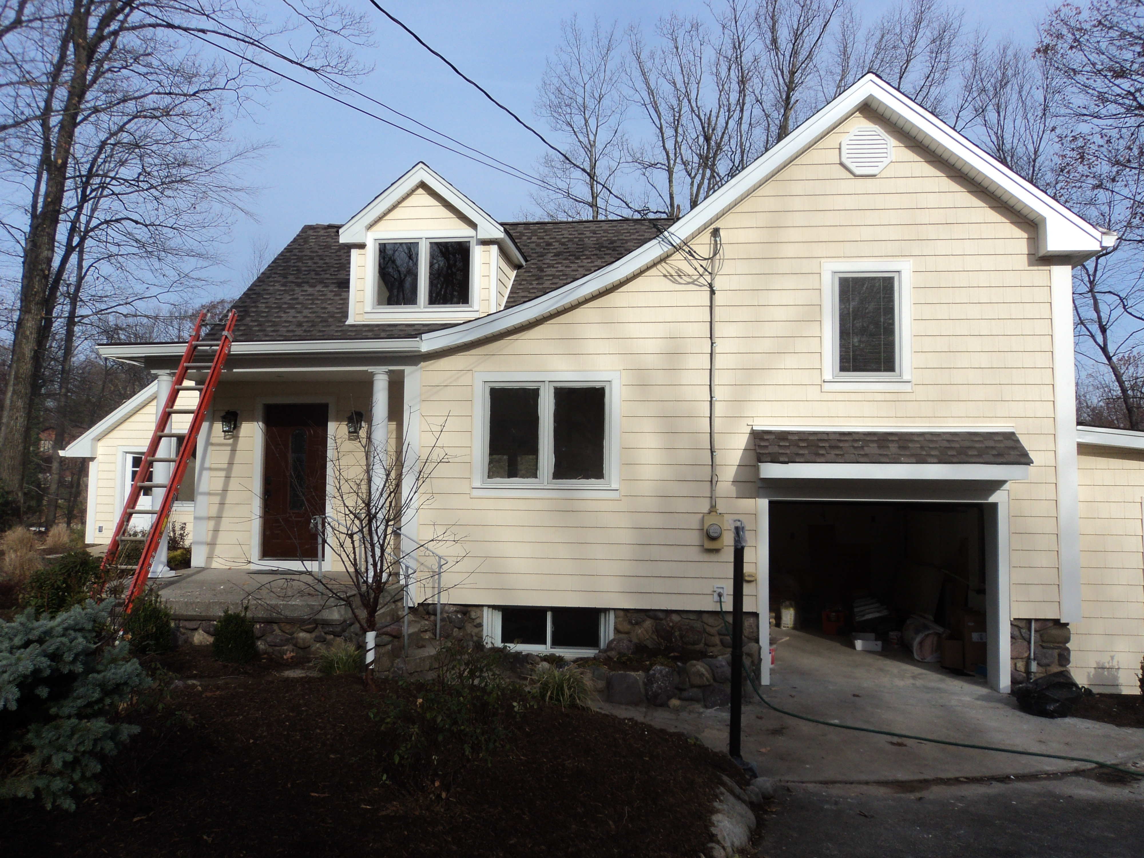 Vinyl siding styles colors and options in nj nj for Siding styles and colors