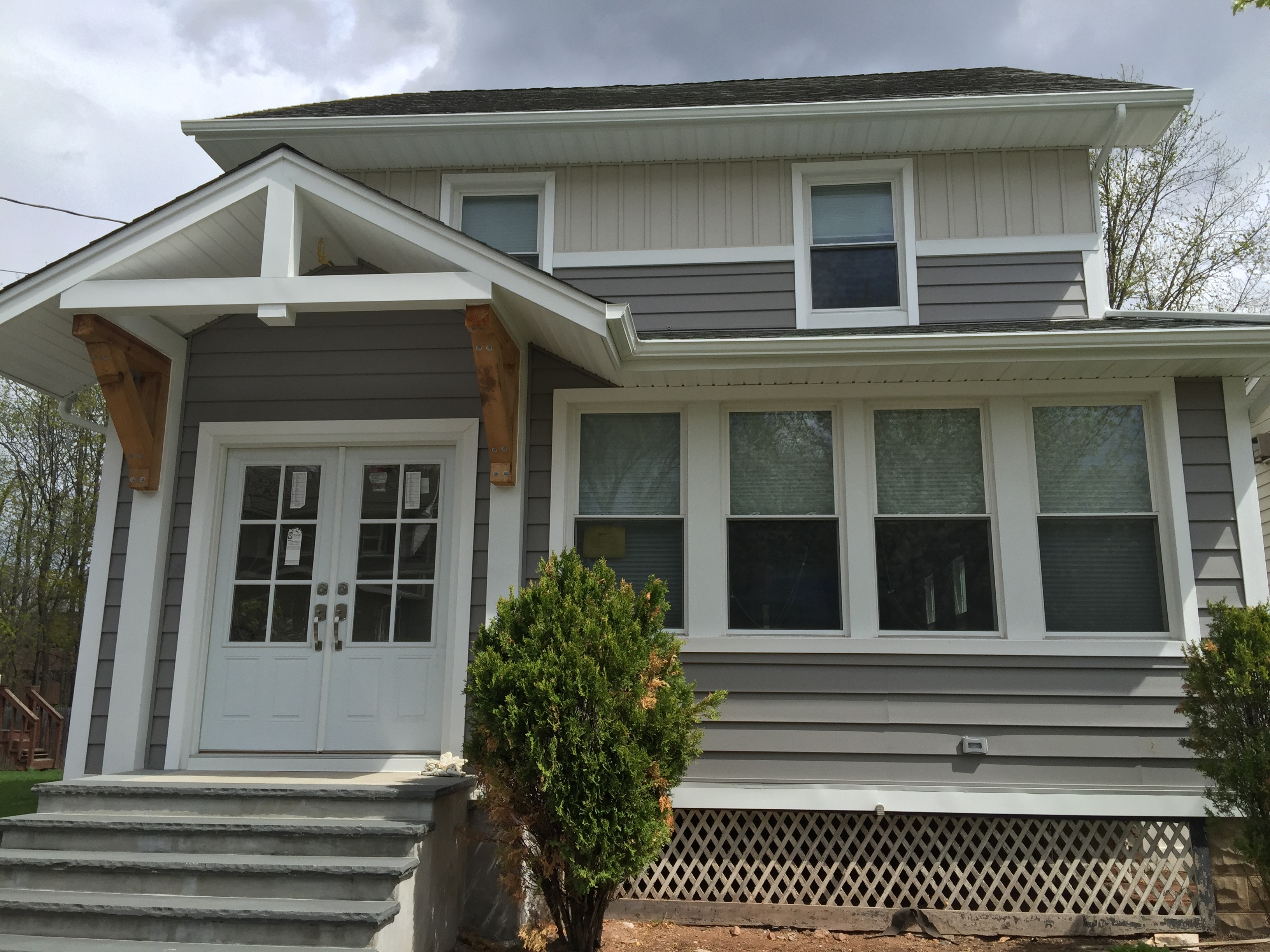Westville nj discount vinyl siding installation 973 487 - Exterior house insulation under siding ...